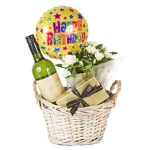 WHITE-WINE-GIFT-BASKET-HAPPY-BIRTHDAY